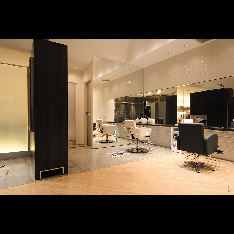 Hair salon and Service counter_01