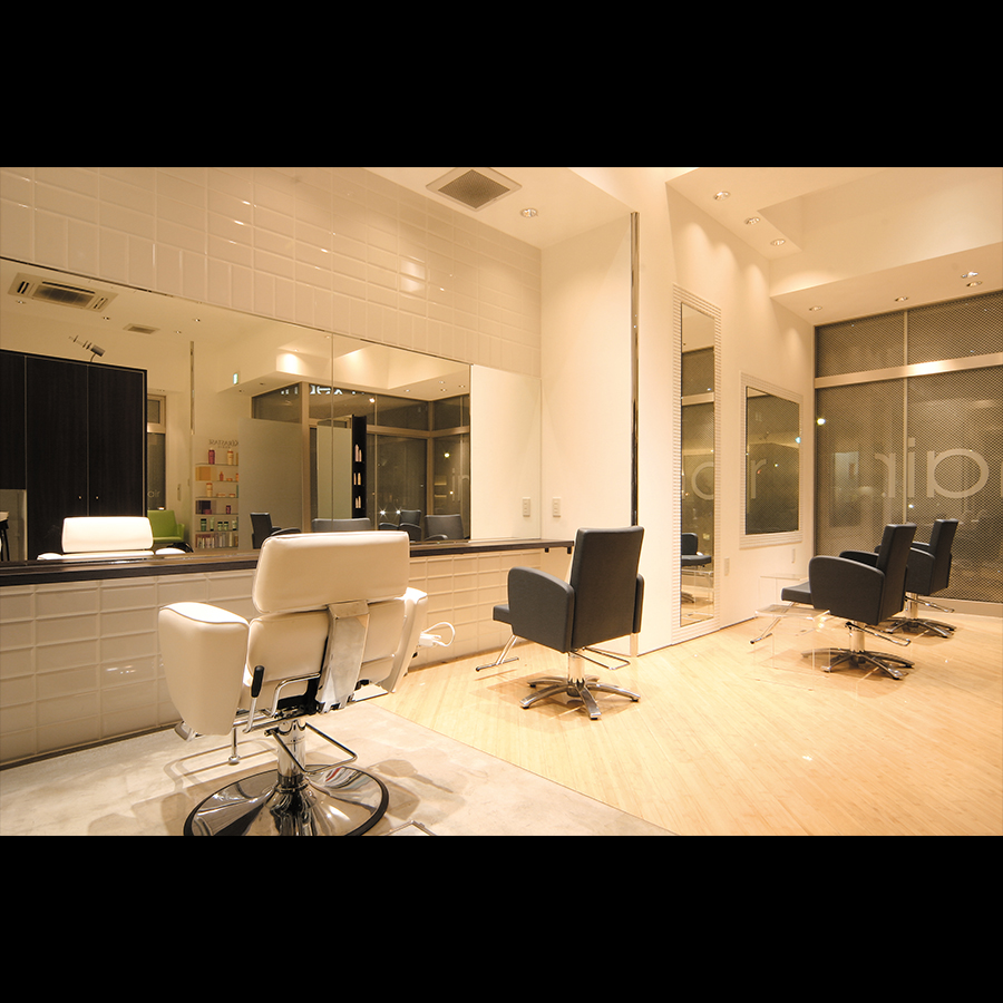Hair salon and Service counter_02